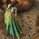 #BridalFiles Chronicles of a Junglee Bride Part I – Lehenga Nightmares