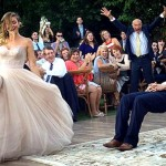 Magician Groom Surprises Guests With Levitating Dance Move During First Dance