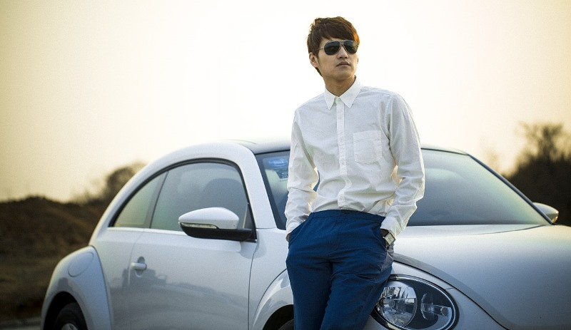 man with his car_New_Love_Times