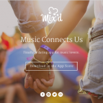 Dance Music Dating App Mix'd Is Basically Techno Tinder