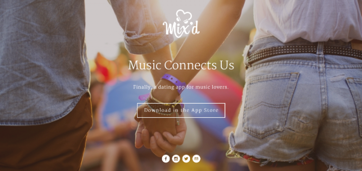 online dating for music lovers