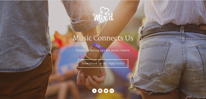 musik dating app Musical dating app - there is no shortage of romance apps out there that will help you to start chatting with potential mates, but the 'soundm8' musical dat.