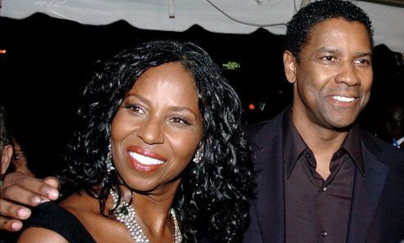 pauletta washington and denzel washington