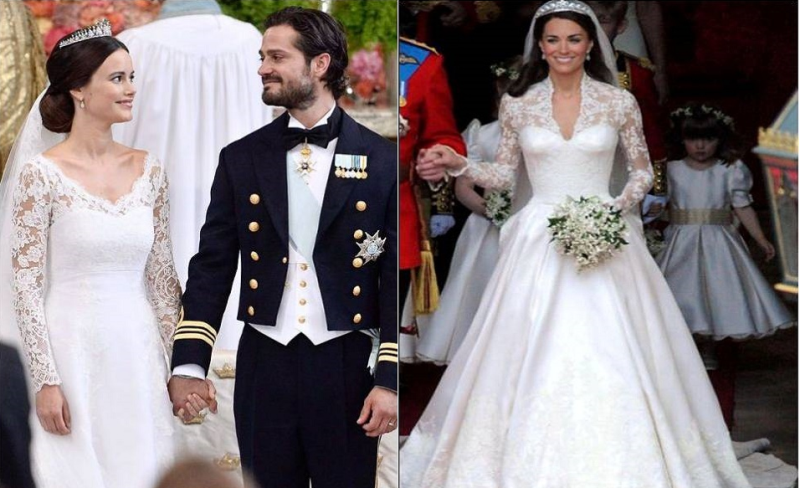 25 royal wedding dresses that are elegant new love times junglespirit Images