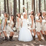 25 Rustic Wedding Dresses Urban Brides Would Love