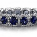Say It With Sapphires: 15 Stunning Sapphire Engagement Rings To Pop The Big Question