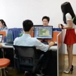 China Does It Again – Hires Cheerleaders To Motivate Male Employees In IT Firms