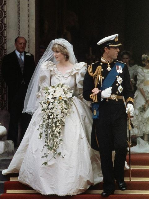 Prince Charles & Lady Diana Wedding