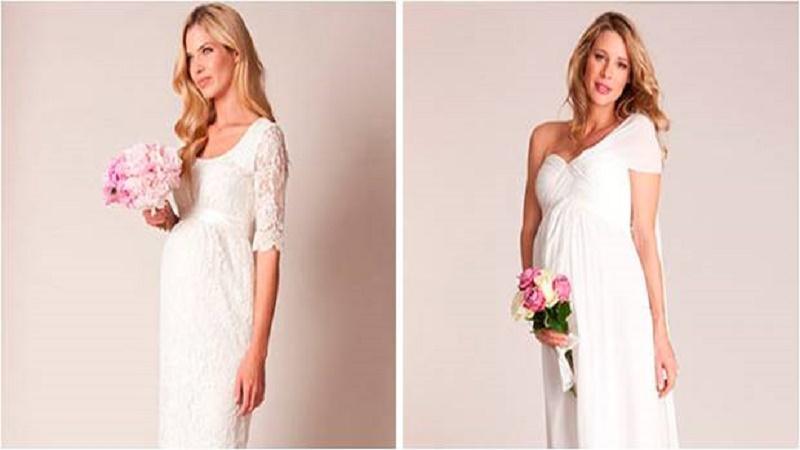 Seraphine Maternity Wedding Dresses