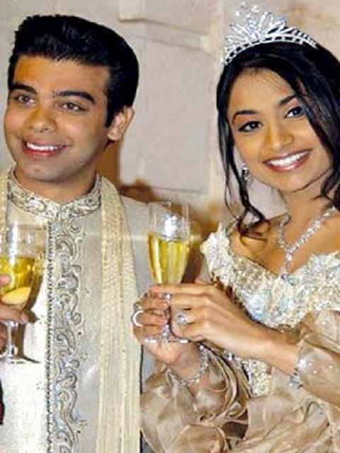Vanisha Mittal & Amit Bhatia Wedding
