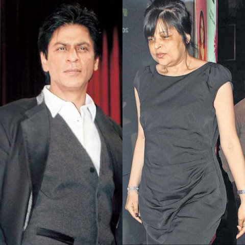 shahrukh khan and his sister shehnaz lalarukh khan