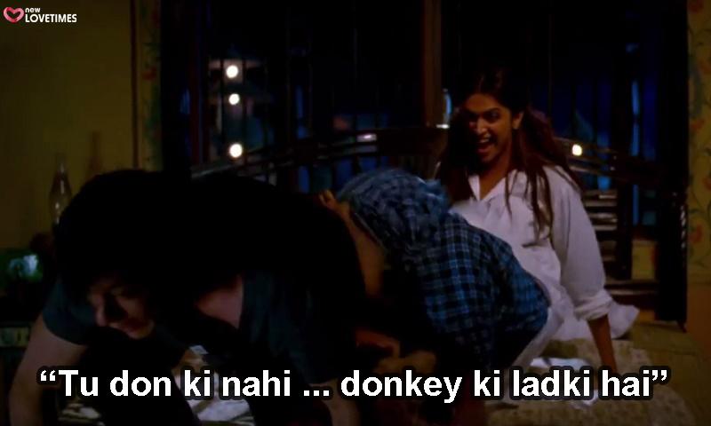 shahrukh khan famous movie dialogues