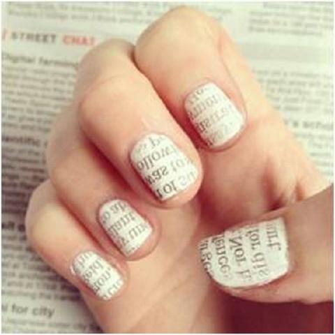 Written nails