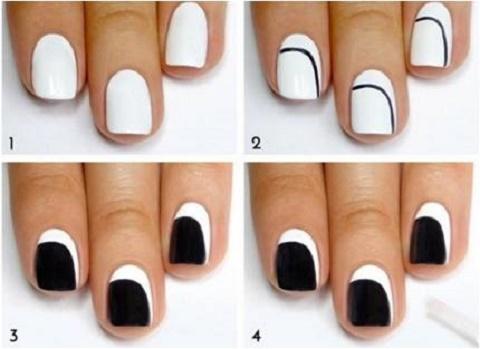 Black and white turn