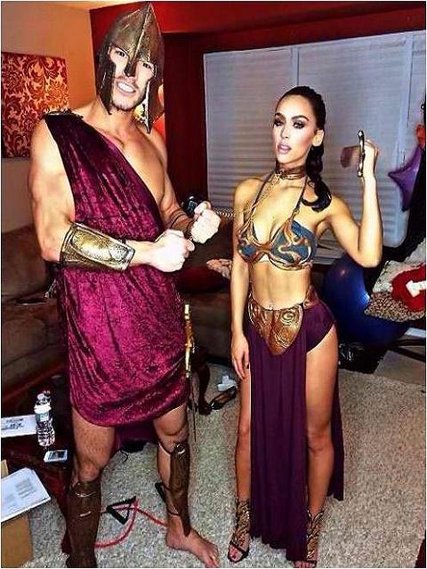 Spartan Couple