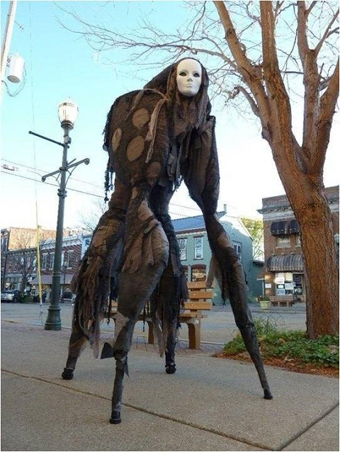 4-Legged Stilt Monsters