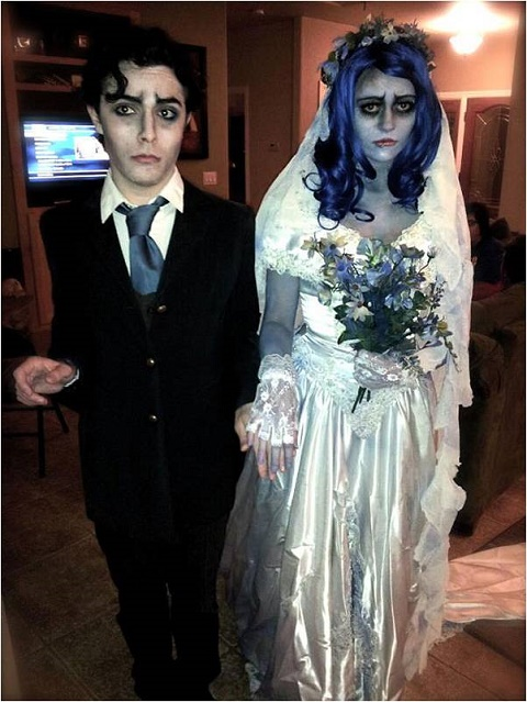 Victor and Emily (Corpse Bride)