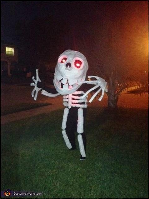 Skelton Man
