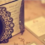Your One of A Kind Wedding Invitations: Both Creative And Elegant!