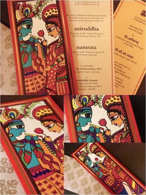 Rajasthani Folk Touch
