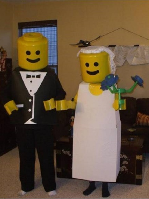 Lego Lovers