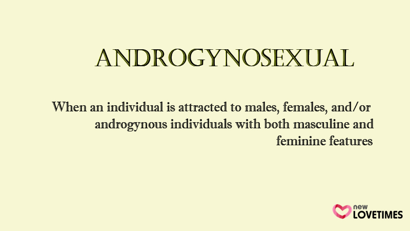 androgynosexual
