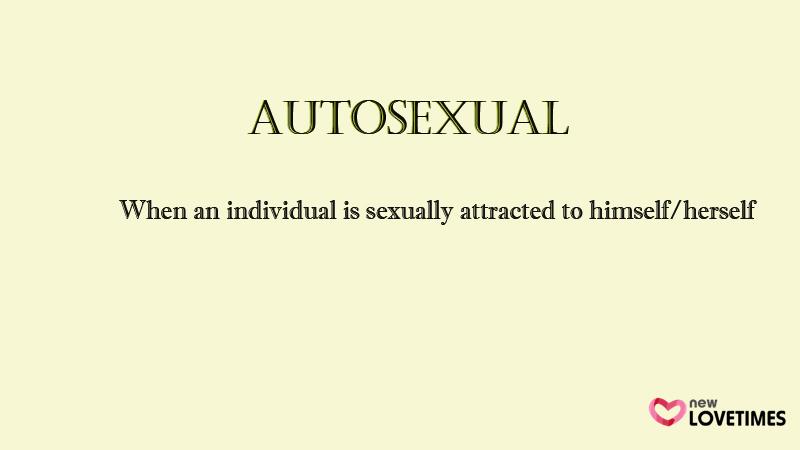 autosexual