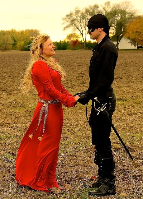 couple buttercup and the dread pirate roberts