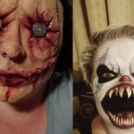 20 Of The Creepiest Halloween Makeup Ideas That Will Scare The Bejesus Out Of You