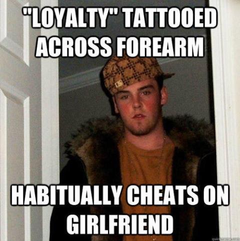 fb status cheater