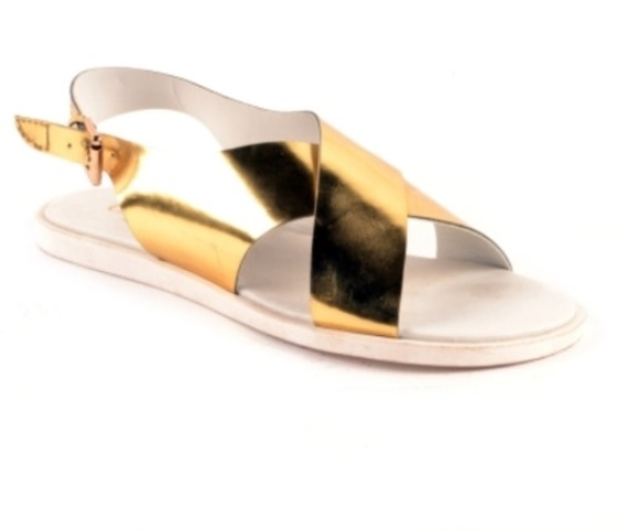 flats classy metallic wrap from carlton london
