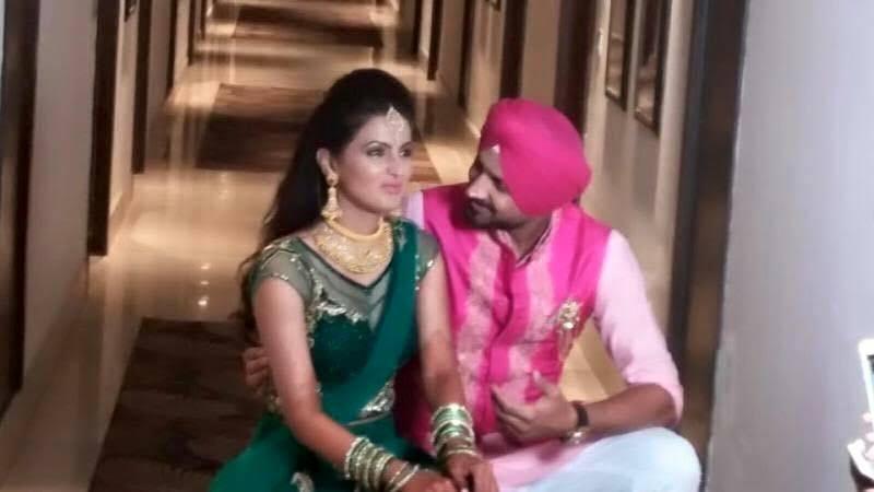 geeta basra and harbhajan singh2