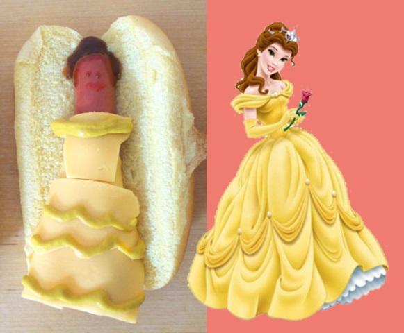 luckypeach belle