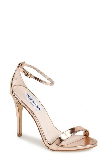 must have shoes metallic sandals