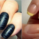 #NailArt: 25 Easy Nail Art Ideas Even Lazy Girls Can Try