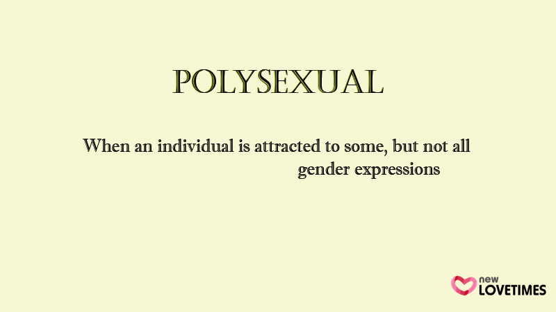 polysexual