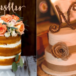 #LessIsMore: 20 Amazing Rustic Wedding Cakes That Are Perfect For A Wedding