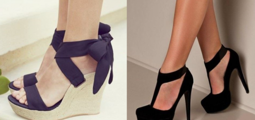 wedges and pumps