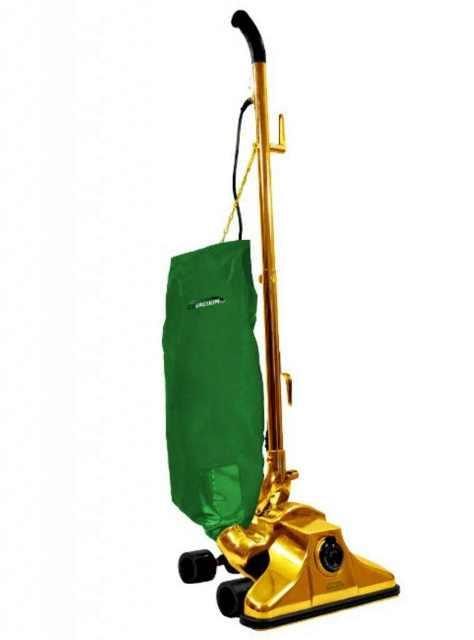 gold vaccuum cleaner