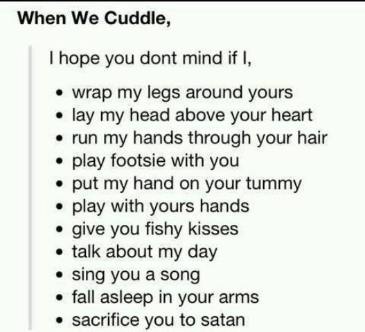 I Want To Cuddle With You Quotes: 21 Adorably Weird Relationship Goals You Will Want