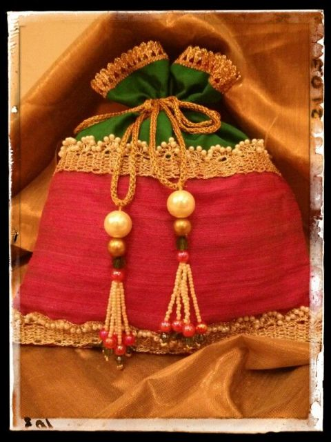 traditional pouch