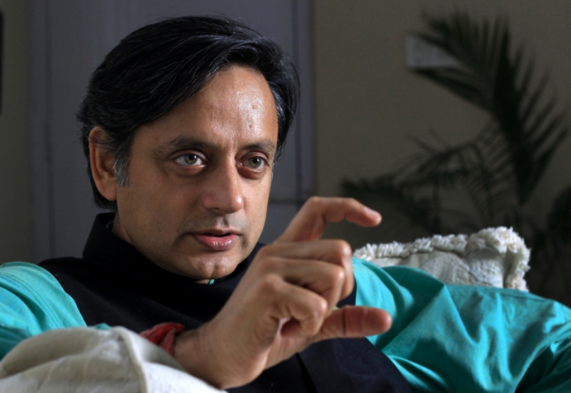 Shashi Tharoor_New_Love_Times