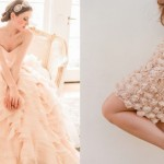15 Blush Wedding Dresses Bound To Make You Blush With Pleasure