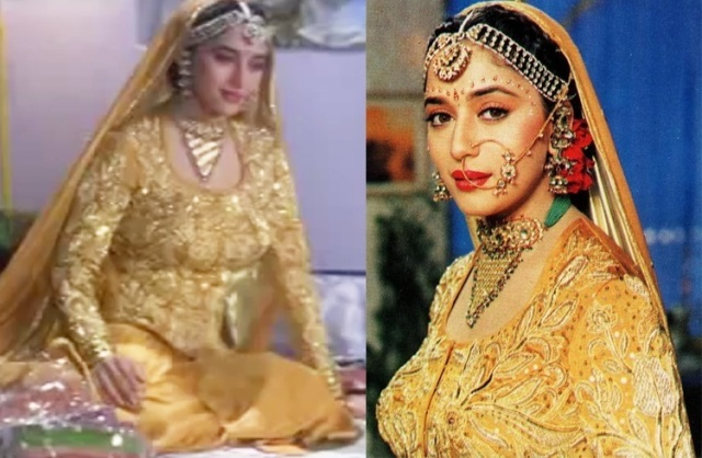 bollywood brides madhuri dixit_New_Love_Times
