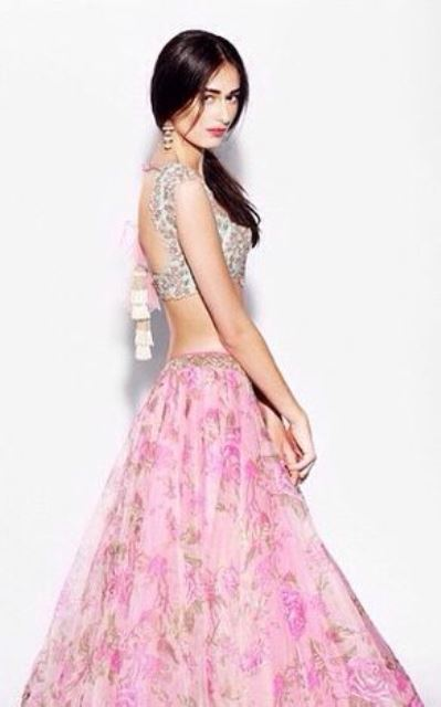 bridal lehengas pretty in pink_New_Love_Times