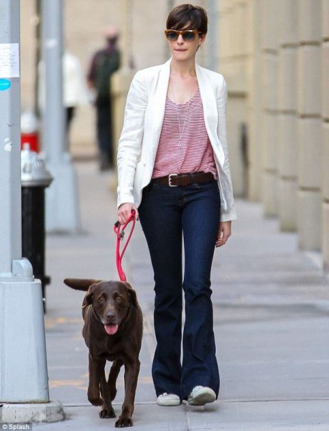 celebrity pet anne hathaway_New_Love_Times