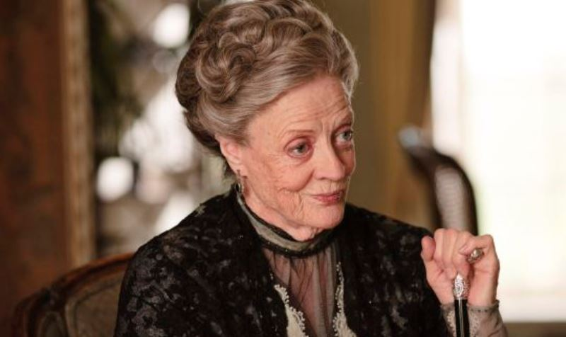 dame maggie smith_New_Love_Times