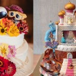15 Amazing Disney-inspired Wedding Cakes That Will Make Your Big Day Truly Special