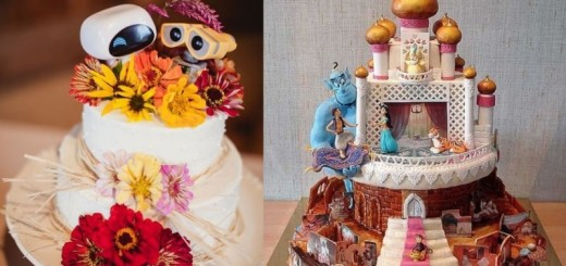 disney wedding cake_New_Love_Times