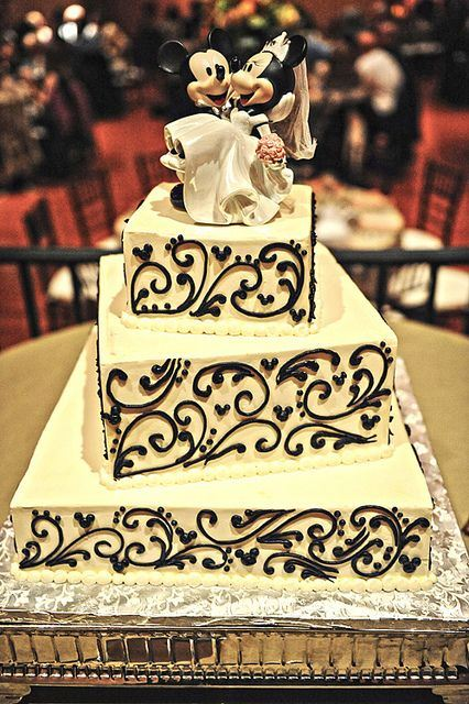 disney wedding cake mickey and minnie mouse_New_Love_Times
